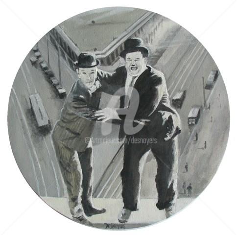 Desnoyers - Sten Laurel- Oliver Hardy.
