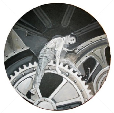 Desnoyers - Charlie Chapline