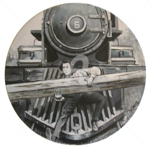 DESNOYERS - Buster Keaton