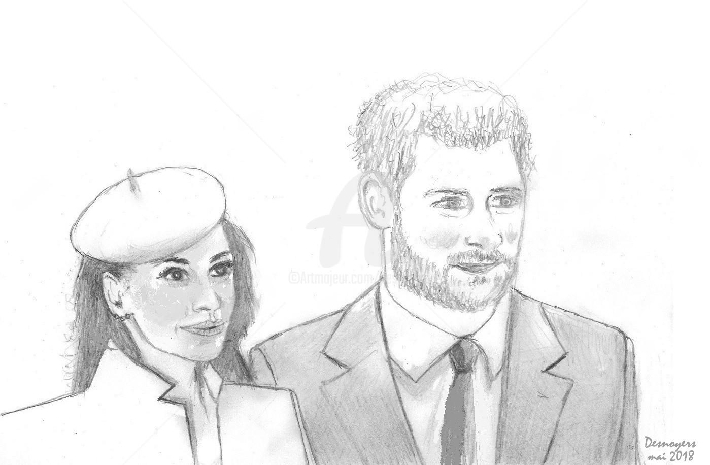DESNOYERS - Prince Harry & Méghan