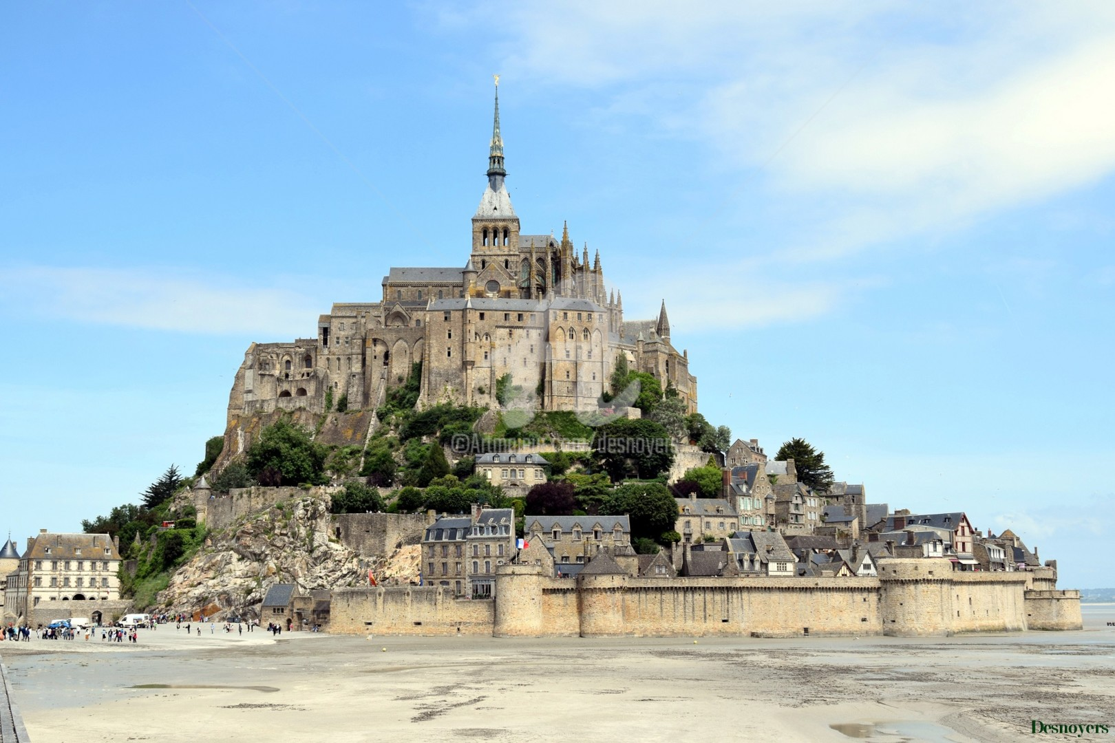DESNOYERS - Mont St Michel