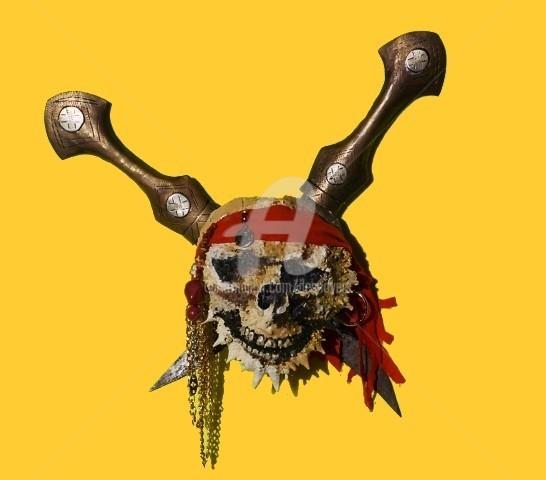 DESNOYERS - TETE DE MORT