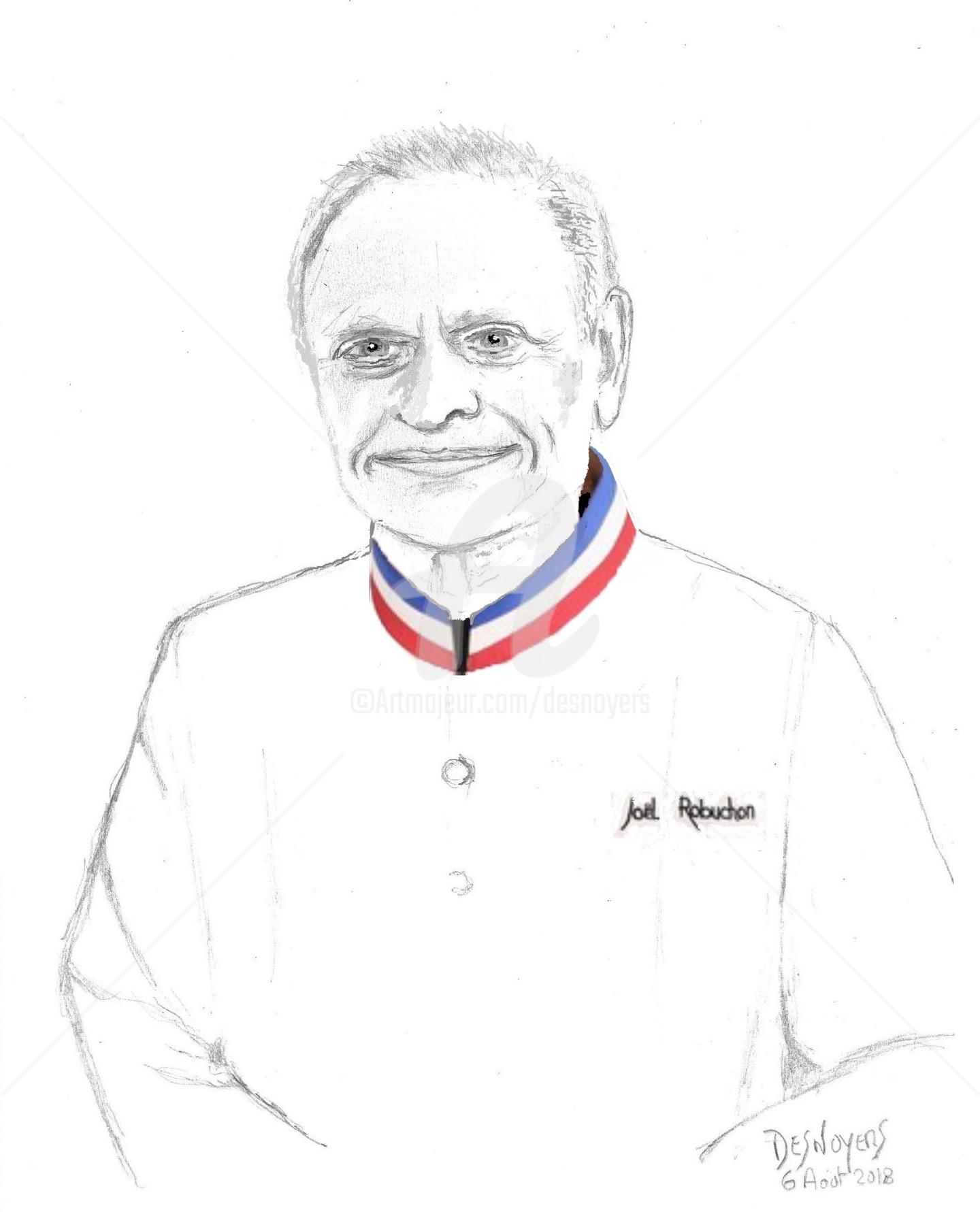 Desnoyers - Joël Robuchon