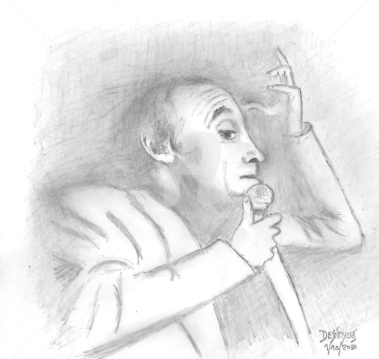 Desnoyers - Adieu l'artiste