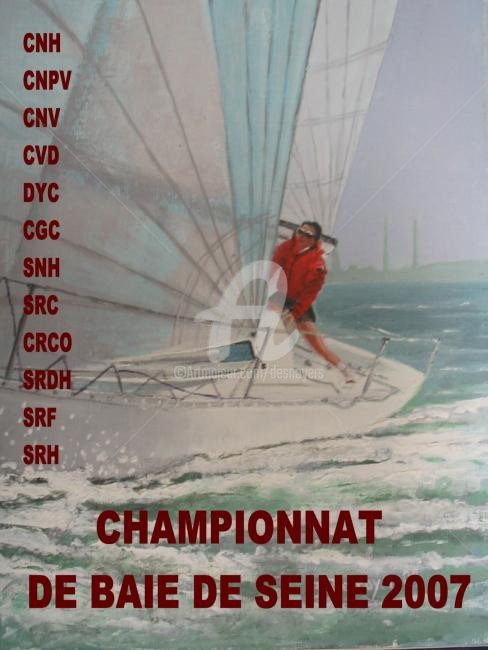 Desnoyers - Plaquette Championnat Baie de Seine 2007
