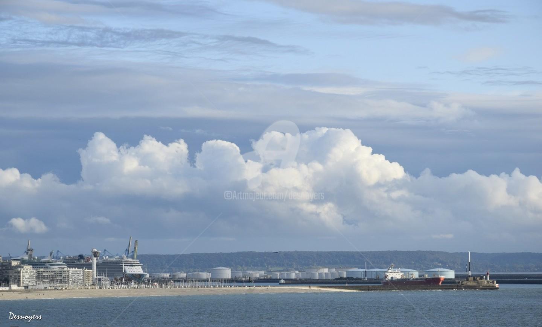 DESNOYERS - Ciel du Havre