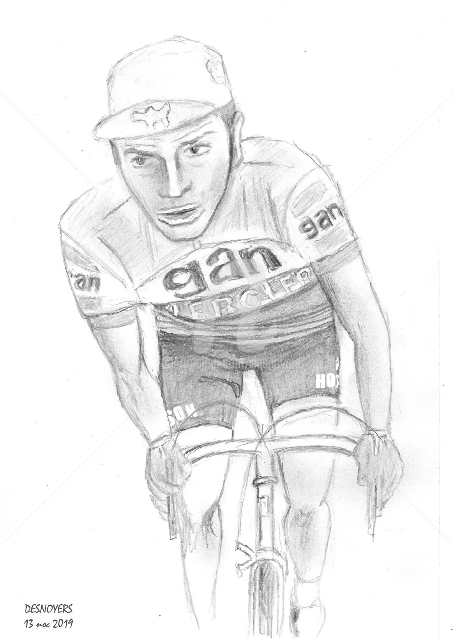 Desnoyers - Raymond Poulidor