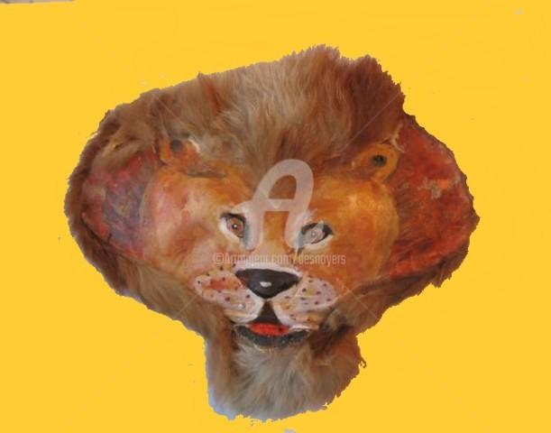 DESNOYERS - LE LION