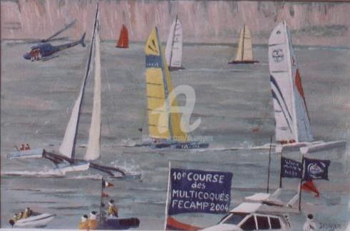 Desnoyers - 10ème COURSE DES MULTICOQUES
