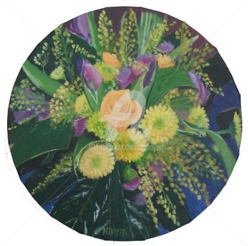 DESNOYERS - Le bouquet de Printemps