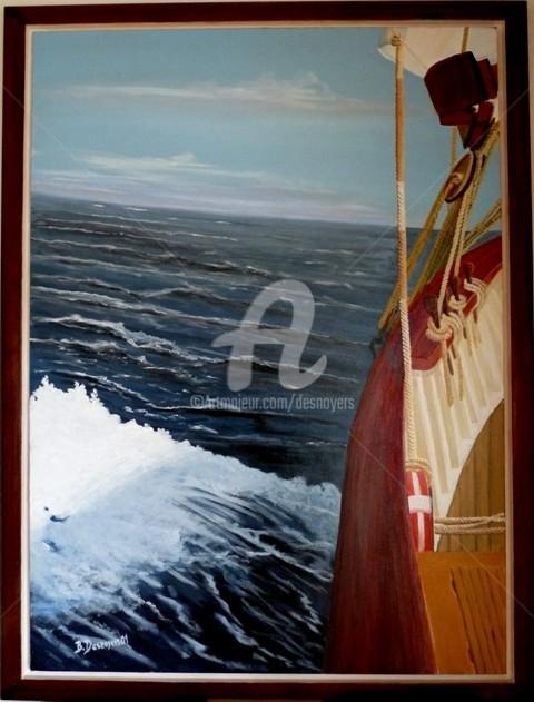 DESNOYERS - A bord de Tante Fine
