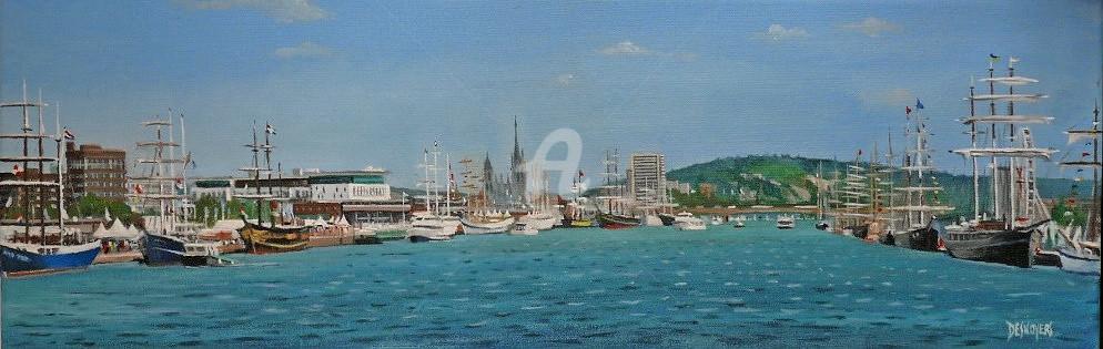 Desnoyers - Armada Rouen  2013