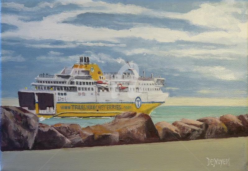 DESNOYERS - Cap sur Southampton