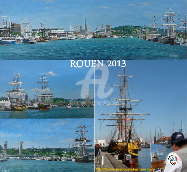 Desnoyers - ROUEN  2013