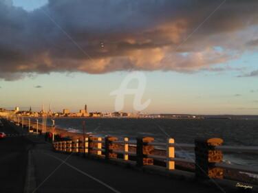 Couleur du soir au Havre