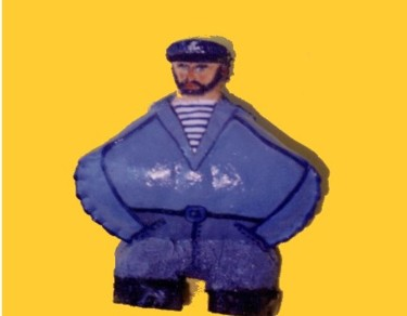 Capitaine barbu