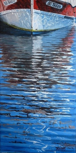 Reflets en mer d'Iroise