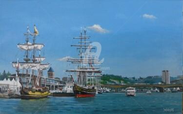 L'Etoile du Roy & le Stad Amsterdam à l'Armada