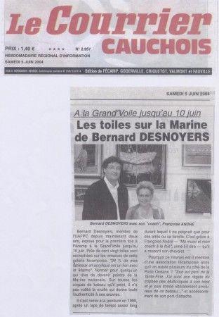 DESNOYERS & Françoise ANDRE