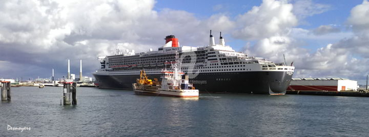DESNOYERS - Queen Mary II