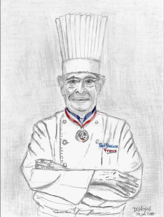 DESNOYERS - Paul Bocuse