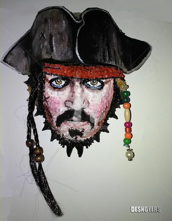 DESNOYERS - Pirate des Caraïbes