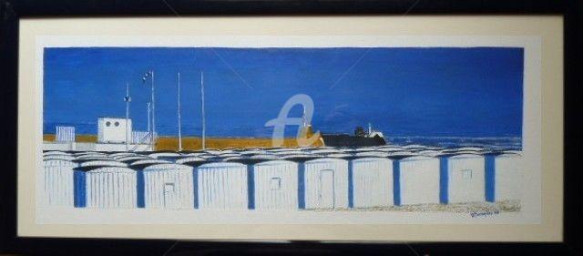 DESNOYERS - Le Havre plage