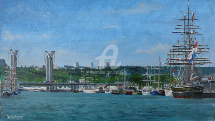DESNOYERS - Armada-2013 - Pont-Flaubert à Rouen