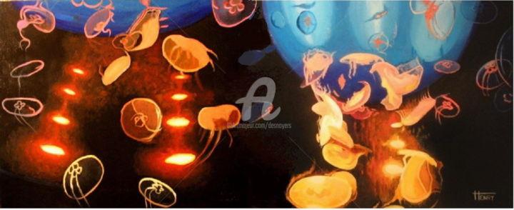 DESNOYERS - Les méduses